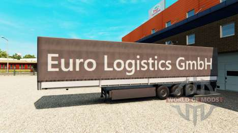 The Semi-Trailer Euro Logistics GmbH for Euro Truck Simulator 2