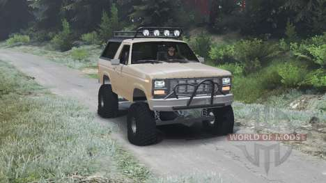 Ford Bronco [03.03.16] for Spin Tires