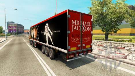 Semi-Michael Jackson for Euro Truck Simulator 2