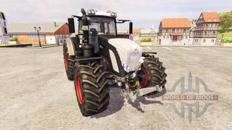 Fendt 936 Vario BB v2.0 for Farming Simulator 2013