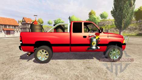 Dodge Ram 2500 for Farming Simulator 2013
