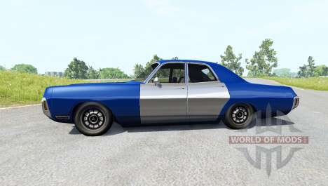 Dodge Polara 1971 for BeamNG Drive