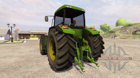 John Deere 8410 for Farming Simulator 2013