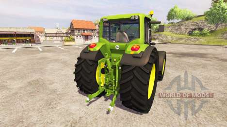 John Deere 7530 Premium v3.0 for Farming Simulator 2013