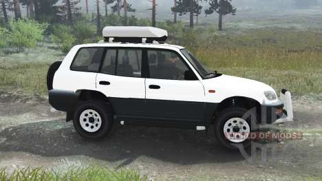 Toyota RAV4 [03.03.16] for Spin Tires