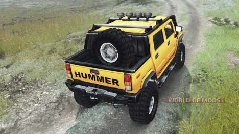 Hummer H2 [03.03.16] for Spin Tires