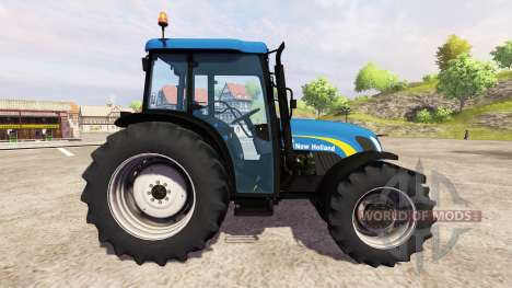 New Holland T4050 FL v2.0 for Farming Simulator 2013