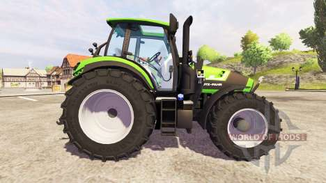 Deutz-Fahr Agrotron 6190 TTV FL v2.0 for Farming Simulator 2013