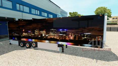 Semi-Skyline for Euro Truck Simulator 2