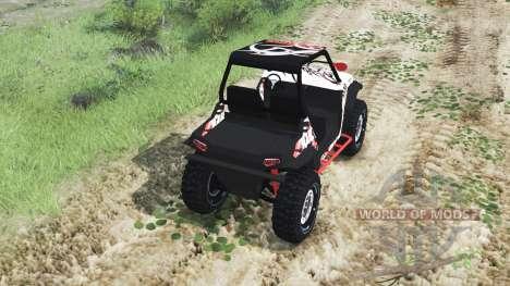 Polaris RZR XP 1000 Turbo [03.03.16] for Spin Tires