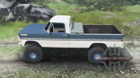 Ford F-100 [03.03.16] for Spin Tires