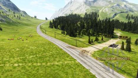 Altitude 0.7 for BeamNG Drive