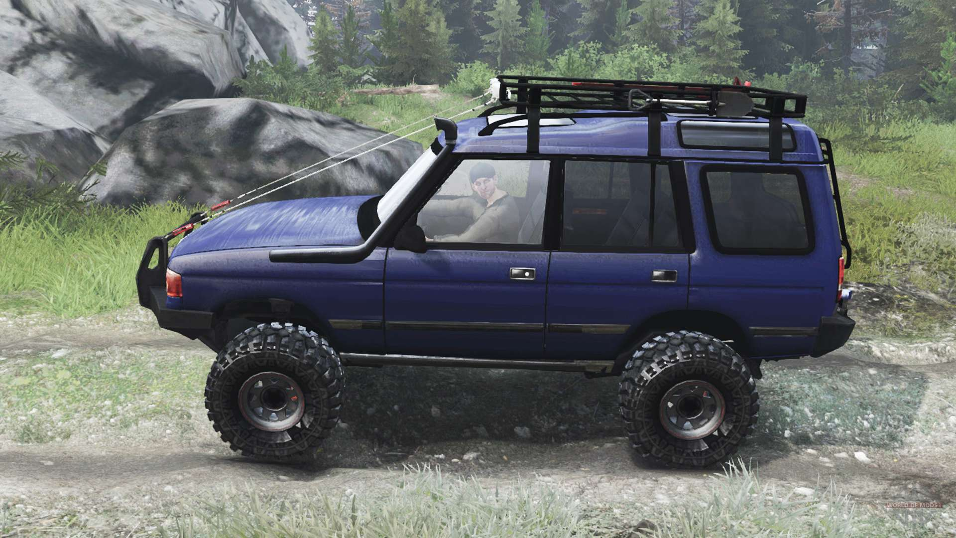 Land rover discovery 1998 03 03 16 for spin tires
