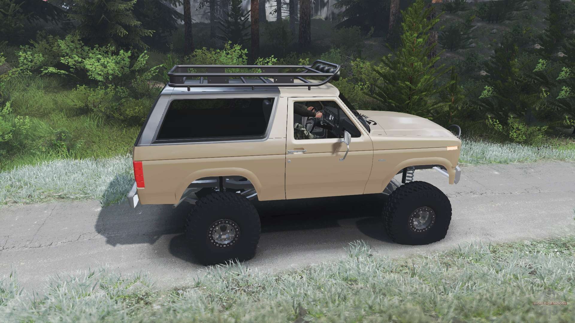 Ford bronco 03 03 16 for spin tires