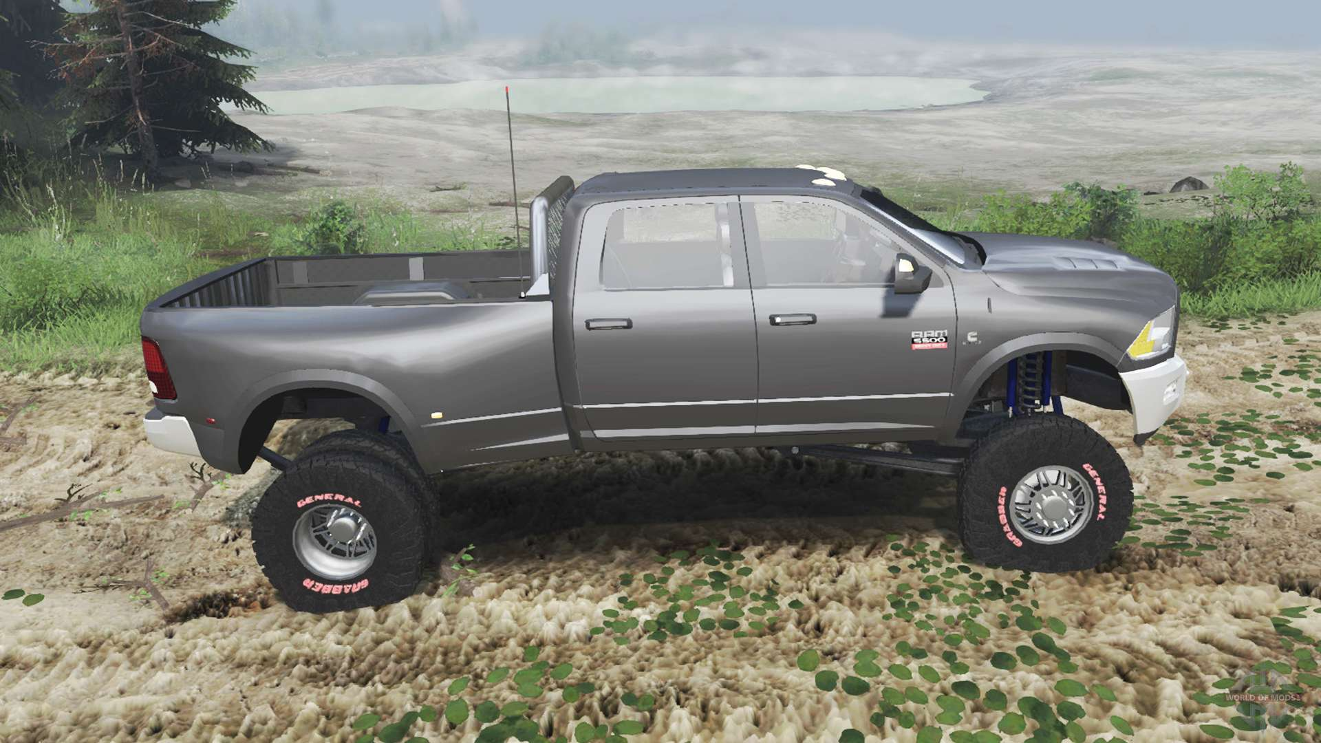 Dodge Ram 5500 >> Dodge Ram 5500 dually 2012 [03.03.16] for Spin Tires