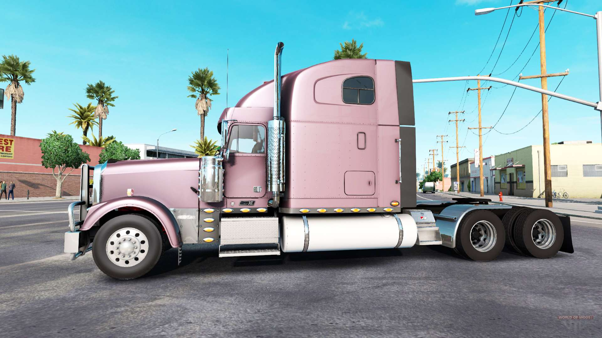 Freightliner Classic Xl V3 0 For American Truck Simulator