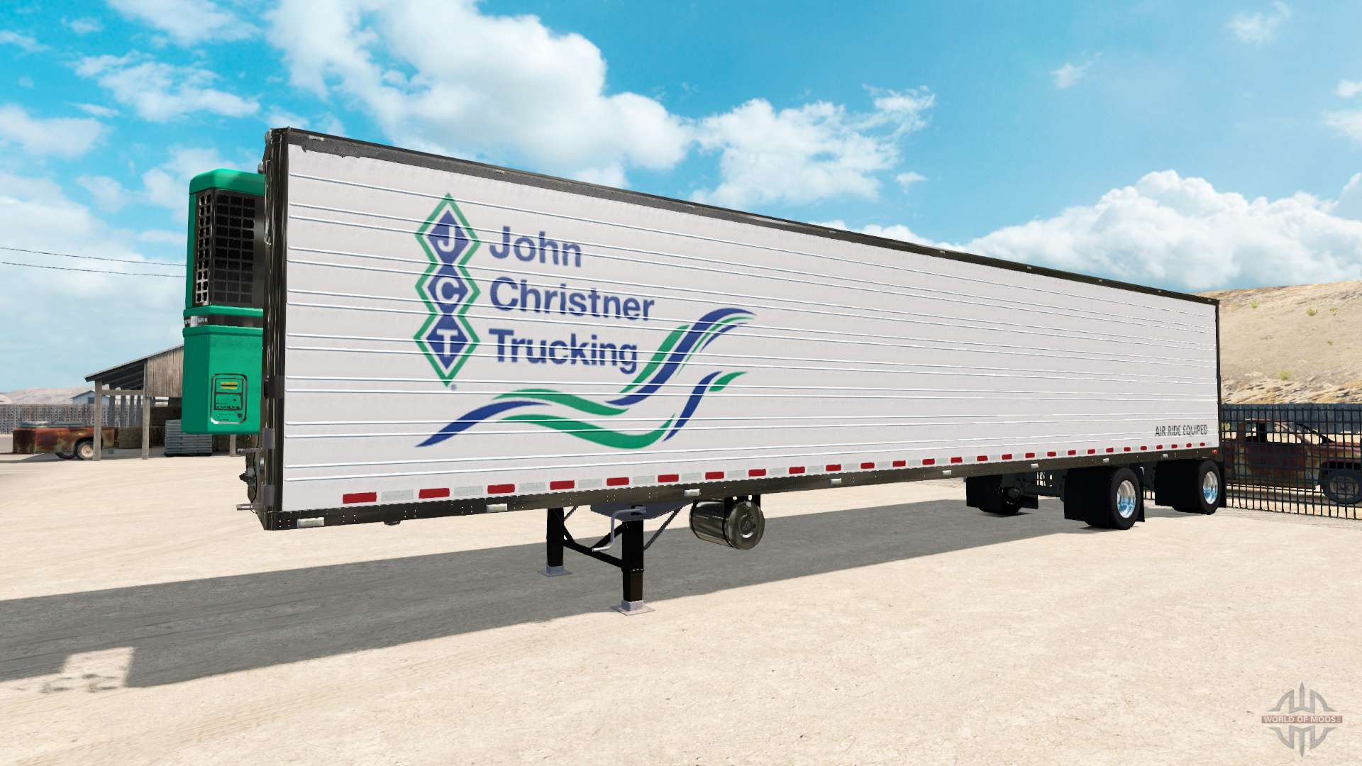Spread Axle Trailer Weights : Axle trailer great dane spread for american truck