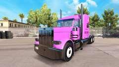 Skin Pooh Veasna tractor Peterbilt 389
