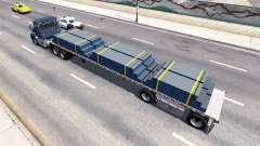 New trailers in traffic