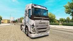 Battlefield 4 skin for Volvo truck