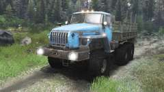 Ural-4320 Soviet Union [03.03.16]