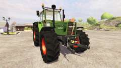 Fendt Favorit 615 LSA Turbomatic