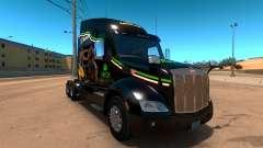Xbox skin for Peterbilt 579