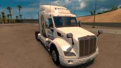 Frozen skin for Peterbilt 579