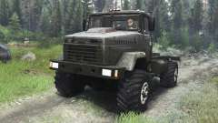 KrAZ-5131 [tractor][03.03.16] for Spin Tires