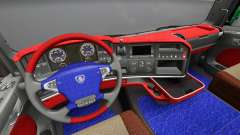 Interior from Scania Leda