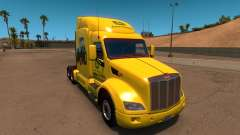 John Deere skin for Peterbilt 579