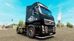 The World of Trucks skin for Volvo truck for Euro Truck Simulator 2