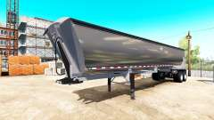 A semi-truck Mac Simizer