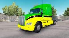 Skin John Deere tractors Peterbilt and Kenworth