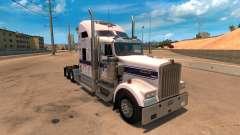 Скин Uncle D Logistics для Kenworth W900