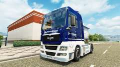 Carstensen skin for MAN truck v2.0