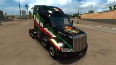 Skin Mexico Peterbilt 579