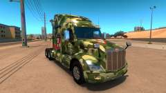 FAM skin for Peterbilt 579