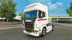 Skin Coppenrath & Wiese on the tractor unit Scan