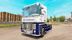 Carstensen skin for Renault Magnum tractor unit