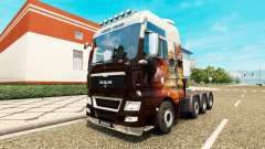 MAN TGX 8x8 for Euro Truck Simulator 2