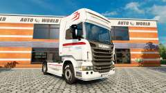 Skin Coppenrath & Wiese v1.1 on the tractor unit