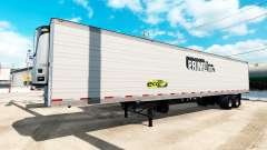 Skin Prime Inc. the trailer for American Truck Simulator