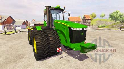 John Deere 9560 v2.0 for Farming Simulator 2013