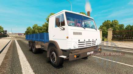 KamAZ-53212 v1.4 for Euro Truck Simulator 2