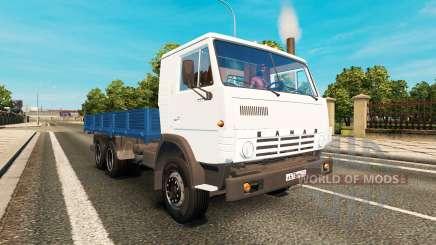 KamAZ-53212 v1.4 for Euro Truck Simulator 2