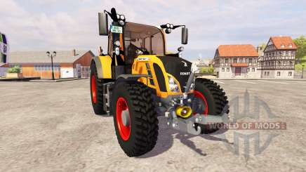 Fendt 724 Vario SCR [communal] v3.0 for Farming Simulator 2013