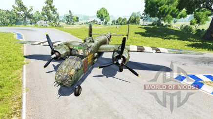 North American B-25 Mitchell v4.0 for BeamNG Drive