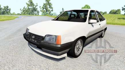 Opel Kadett for BeamNG Drive