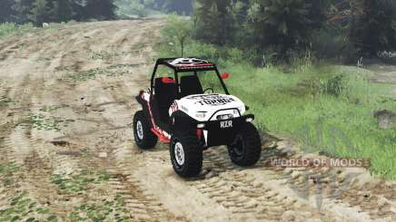 Polaris RZR XP 1000 Turbo [03.03.16] for Spin Tires